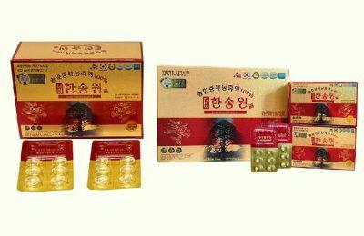 [Đánh giá] So sánh 2 loại tinh dầu thông đỏ Dami Hansongwon
