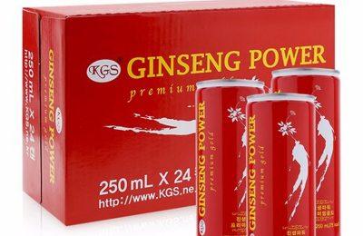 Nước hồng sâm KGS Gingseng Power dùng mỗi ngày có tốt không?