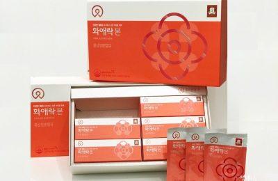 Ngỡ ngàng 6 lợi ích nước hồng sâm dành cho nữ giới KGC
