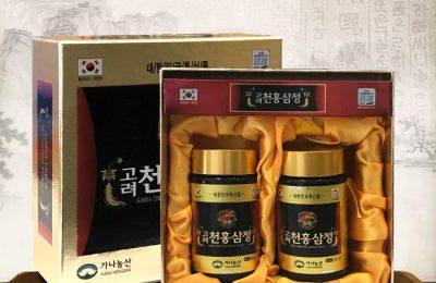 Nên mua cao hồng sâm Kana Hàn Quốc cho gia đình không?