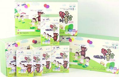 Review chi tiết nước hồng sâm trẻ em Hàn Quốc Baby Daedong