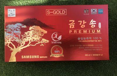 3 cách dùng tinh dầu thông đỏ Samsung Pharm Bio tốt nhất