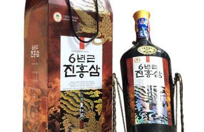 Review 5 công dụng hữu hiệu nước hồng sâm Taewong Hàn Quốc