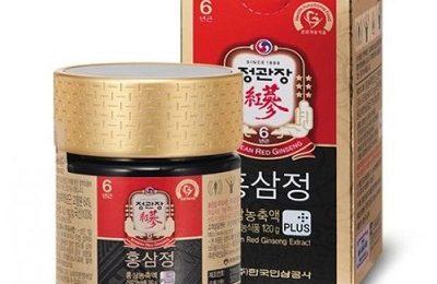 Cao hồng sâm chính phủ Hàn Quốc tốt cho sức khoẻ người cao tuổi không?