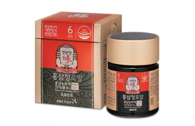 Tiện lợi hơn khi dùng cao hồng sâm Hàn Quốc KGC 30g x 1 lọ