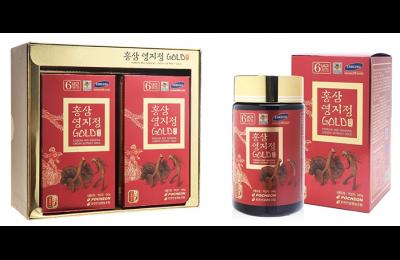 7 tác dụng vạn người mê của cao hồng sâm linh chi 480g Hàn Quốc